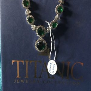 NWT Titanic Necklace from JTV